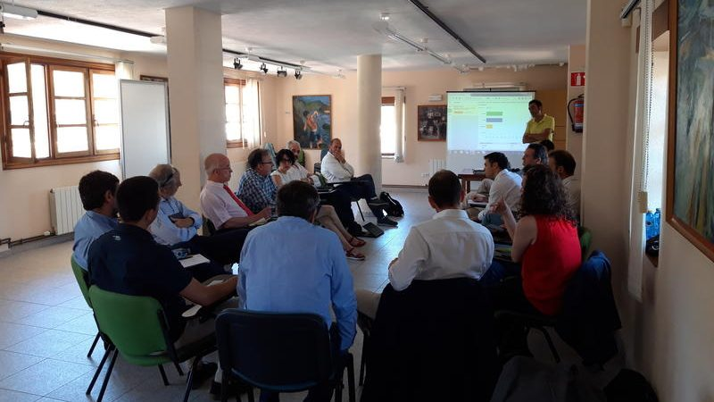 First HarshLab Day event was held in Armintza