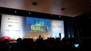 El HarshLab presente en la conferencia Wind Europe 2019, celebrada en Bilbao
