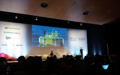 HarshLab in Wind Europe Conference 2019 celebrated in Bilbao