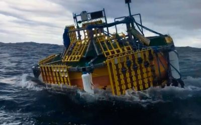 HarsLab floating offshore platform robust enough to withstand storm Epsilon